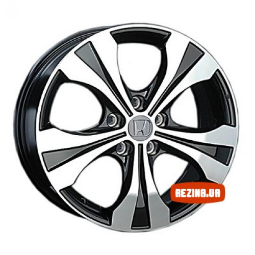 Купить диски Replay Honda (H40) R18 5x114.3 j7.0 ET50 DIA64.1 BKF