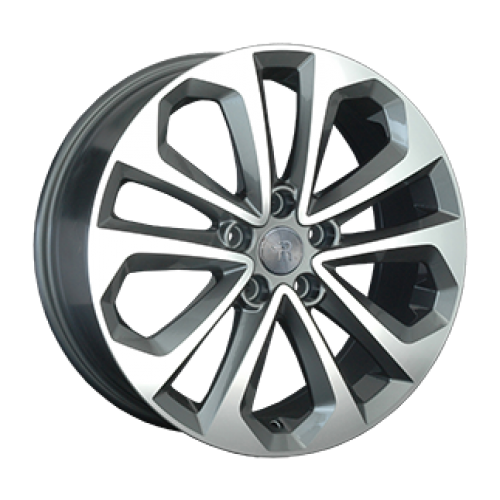 Купить диски Replay Honda (H60) R17 5x114.3 j7.5 ET55 DIA64.1 MBF