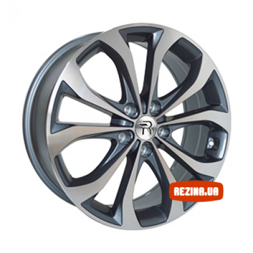 Купить диски Replay Hyundai (HND135) R17 5x114.3 j7.0 ET41 DIA67.1 BKF