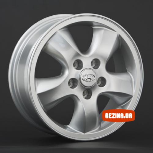 Купить диски Replay Hyundai (HND25) R16 5x114.3 j6.5 ET46 DIA67.1 S
