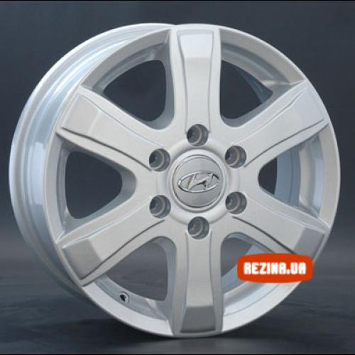 Купить диски Replay Hyundai (HND78) R16 6x139.7 j6.5 ET56 DIA92.5 S