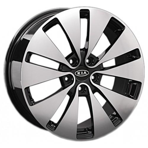 Купить диски Replay Kia (KI65) R18 5x114.3 j7.5 ET48 DIA67.1 BKF