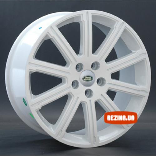 Купить диски Replay Land Rover (LR14) R20 5x120 j9.0 ET53 DIA72.6 белый