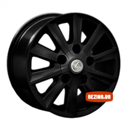 Купить диски Replay Lexus (LX27) R18 5x150 j8.0 ET60 DIA110.1 MB