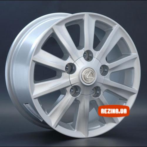 Купить диски Replay Lexus (LX27) R17 5x150 j8.0 ET60 DIA110.1 S