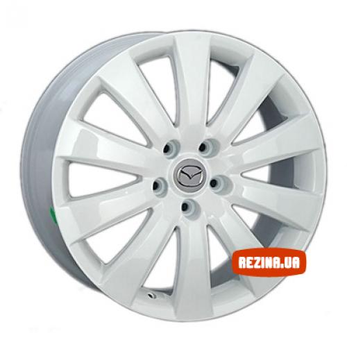 Купить диски Replay Mazda (MZ22) R18 5x114.3 j7.5 ET50 DIA67.1 белый