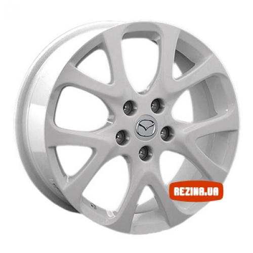 Купить диски Replay Mazda (MZ28) R16 5x114.3 j6.5 ET50 DIA67.1 белый
