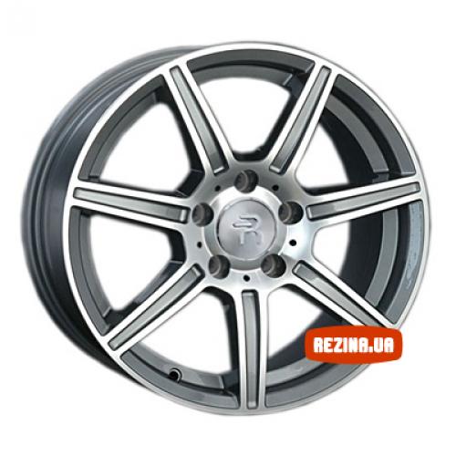 Купить диски Replay Mercedes (MR116) R16 5x112 j7.0 ET37 DIA66.6 GMF