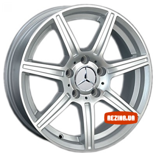 Купить диски Replay Mercedes (MR116) R16 5x112 j7.0 ET43 DIA66.6 SF