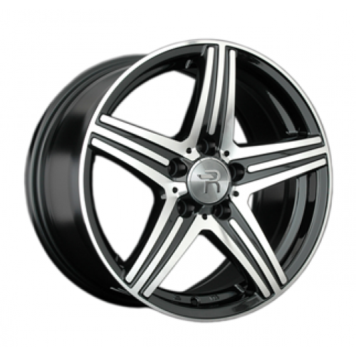 Купить диски Replay Mercedes (MR121) R16 5x112 j7.0 ET37 DIA66.6 BKF