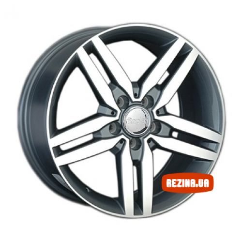 Купить диски Replay Mercedes (MR130) R17 5x112 j8.0 ET48 DIA66.6 GMF