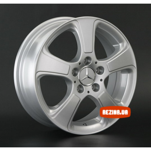 Купить диски Replay Mercedes (MR41) R15 5x112 j6.0 ET44 DIA66.6 GM