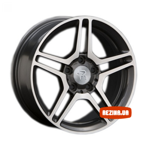Купить диски Replay Mercedes (MR56) R16 5x112 j7.5 ET53 DIA66.6 GMF