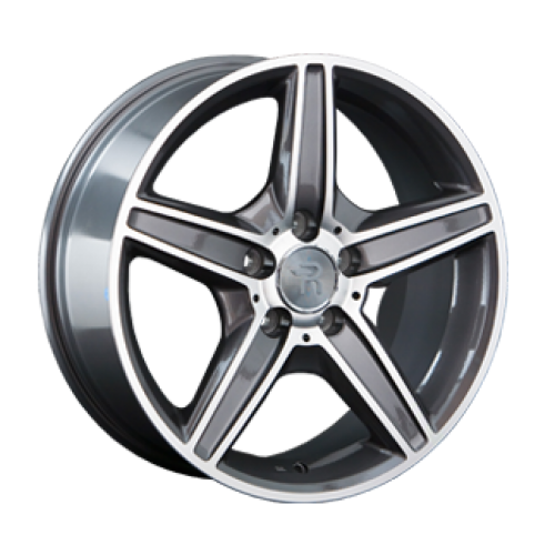 Купить диски Replay Mercedes (MR64) R18 5x112 j8.5 ET38 DIA66.6 BKF
