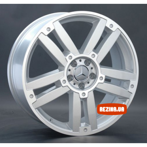 Купить диски Replay Mercedes (MR81) R18 5x112 j8.0 ET50 DIA66.6 SF