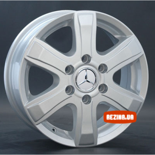 Купить диски Replay Mercedes (MR92) R16 6x130 j6.5 ET62 DIA84.1 S