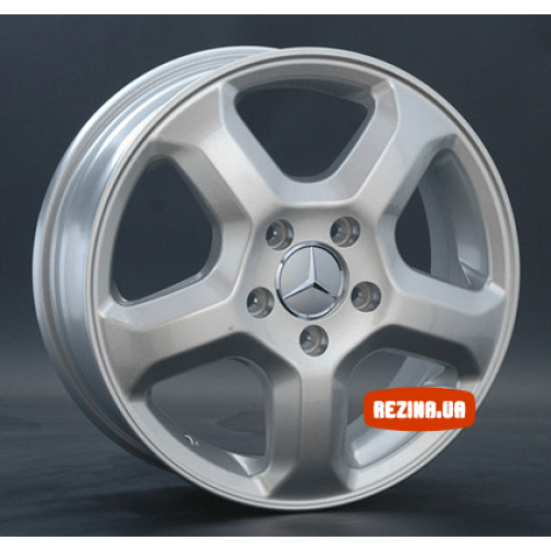 Купить диски Replay Mercedes (MR97) R16 5x112 j6.0 ET60 DIA66.6 GM