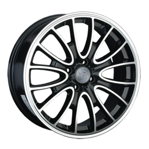 Купить диски Replay Mini (MN4) R17 4x100 j7.0 ET48 DIA56.1 BKF