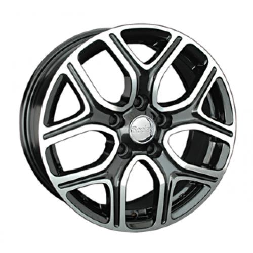 Купить диски Replay Mitsubishi (MI108) R16 5x114.3 j6.5 ET38 DIA67.1 BKF