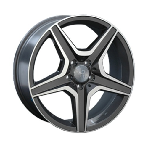 Купить диски Replay Mercedes (MR75) R22 5x112 j10.0 ET50 DIA66.6 GMF