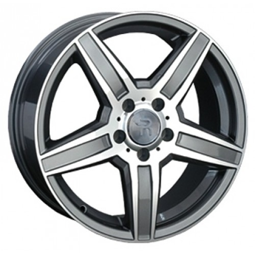 Купить диски Replay Mercedes (MR99) R16 5x112 j7.0 ET37 DIA66.6 GMF