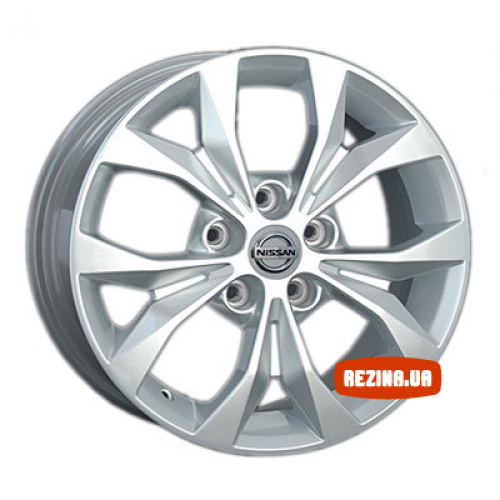Купить диски Replay Nissan (NS103) R16 5x114.3 j6.5 ET40 DIA66.1 S