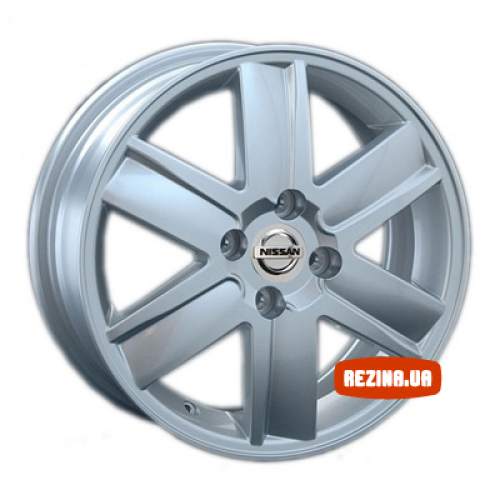 Купить диски Replay Nissan (NS116) R15 4x100 j6.0 ET50 DIA60.1 S