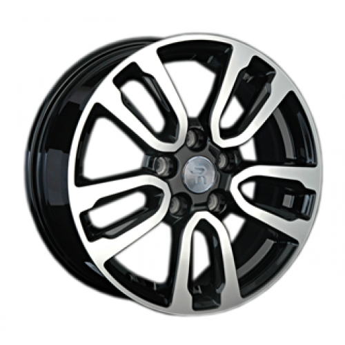 Купить диски Replay Nissan (NS123) R16 5x114.3 j6.5 ET40 DIA66.1 BKF