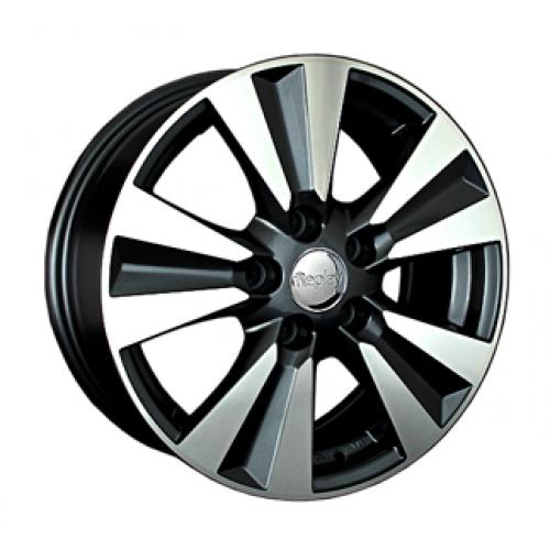 Купить диски Replay Nissan (NS137) R16 5x114.3 j6.5 ET40 DIA66.1 BKF