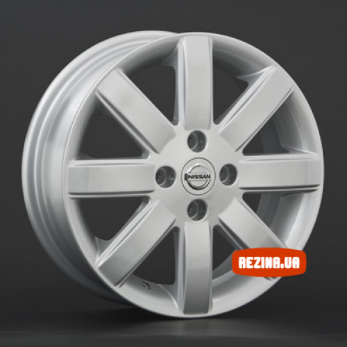 Купить диски Replay Nissan (NS44) R15 4x100 j5.5 ET45 DIA60.1 S