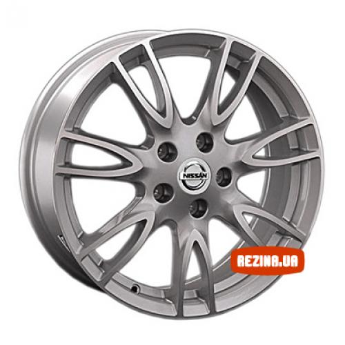 Купить диски Replay Nissan (NS51) R17 5x114.3 j7.0 ET45 DIA66.1 SF