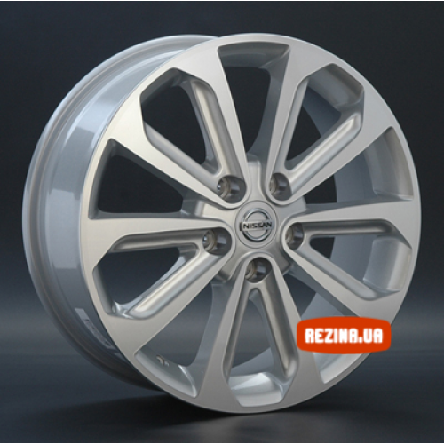 Купить диски Replay Nissan (NS69) R17 5x114.3 j6.5 ET40 DIA66.1 SF