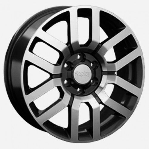 Купить диски Replay Nissan (NS17) R18 5x114.3 j7.5 ET50 DIA66.1 GMF
