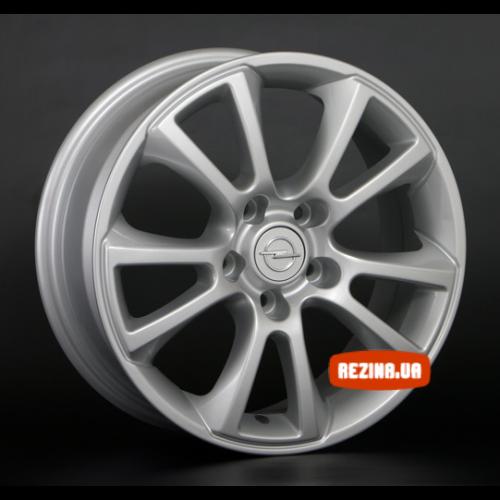 Купить диски Replay Opel (OPL2) R18 5x120 j8.0 ET42 DIA67.1 BKF
