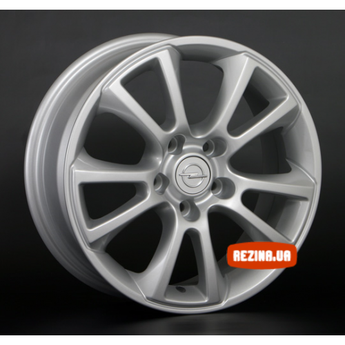 Купить диски Replay Opel (OPL2) R16 5x110 j6.5 ET37 DIA65.1 GM