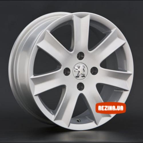 Купить диски Replay Peugeot (PG10) R14 4x108 j6.0 ET23 DIA65.1 S