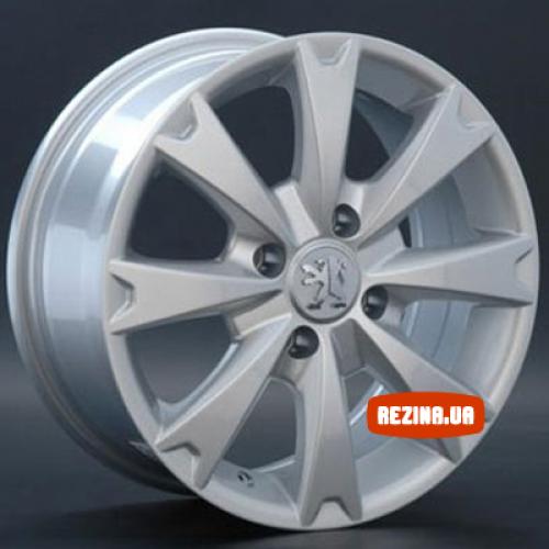 Купить диски Replay Peugeot (PG16) R15 4x108 j6.5 ET27 DIA65.1 S