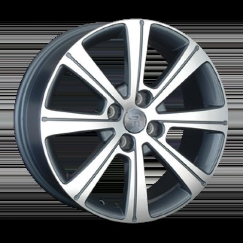 Купить диски Replay Peugeot (PG39) R17 4x108 j7.0 ET29 DIA65.1 GMF