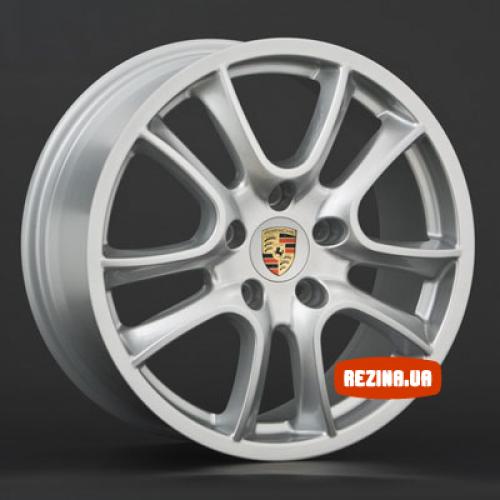 Купить диски Replay Porsche (PR6) R18 5x130 j8.0 ET57 DIA71.6 S