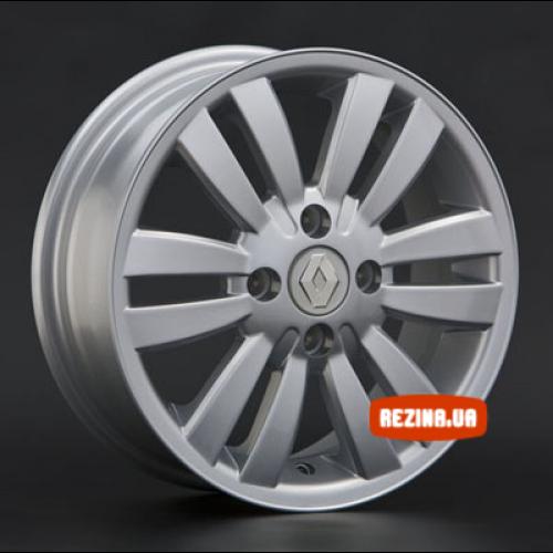 Купить диски Replay Renault (RN10) R14 4x100 j5.5 ET43 DIA60.1 S