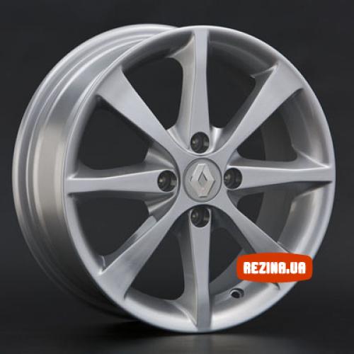 Купить диски Replay Renault (RN12) R15 4x100 j6.0 ET43 DIA60.1 S