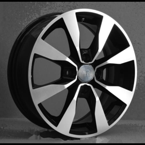 Купить диски Replay Renault (RN161) R15 4x100 j6.0 ET43 DIA60.1 BKF