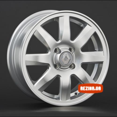 Купить диски Replay Renault (RN34) R15 4x100 j6.0 ET45 DIA60.1 S