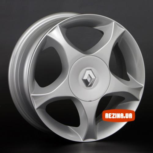 Купить диски Replay Renault (RN5) R14 4x100 j5.5 ET43 DIA60.1 S