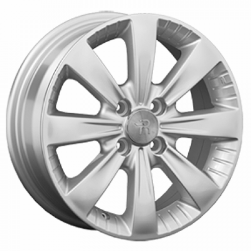 Купить диски Replay Renault (RN16) R15 4x100 j6.0 ET43 DIA60.1 S