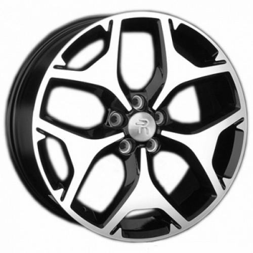 Купить диски Replay Subaru (SB22) R16 5x100 j6.5 ET48 DIA56.1 BKF