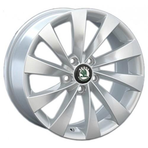 Купить диски Replay Skoda (SK54) R15 5x112 j6.5 ET50 DIA57.1 S