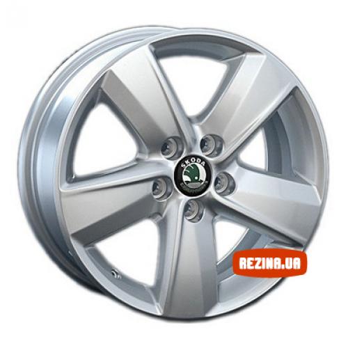 Купить диски Replay Skoda (SK40) R15 5x100 j6.0 ET38 DIA57.1 S