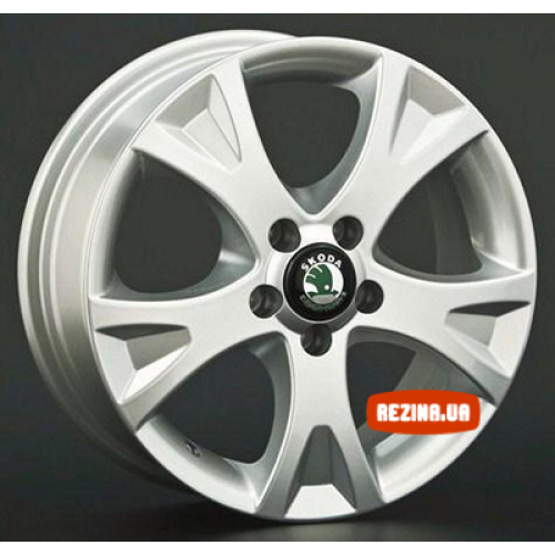 Купить диски Replay Skoda (SK5) R15 5x100 j6.0 ET38 DIA57.1 S