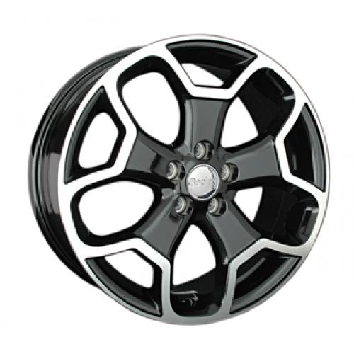 Купить диски Replay Subaru (SB23) R17 5x100 j7.0 ET55 DIA56.1 BKF